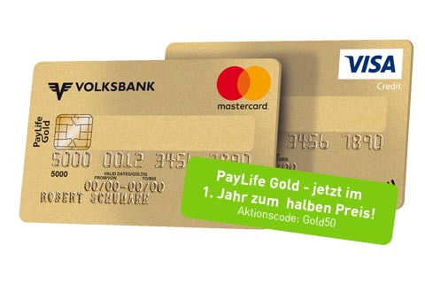 PayLife Gold/Gold Plus